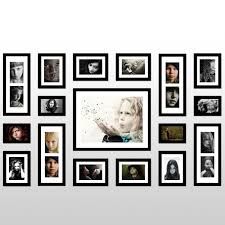 Picture Frame Wall by Photo Frame For Wall Decoration Gooosen Com