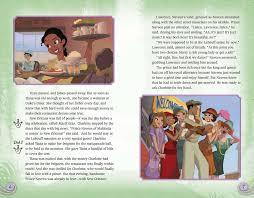 princess frog movie theater storybook u0026 movie