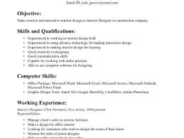 sle resume format word interior design resume format pdf template word designer sle