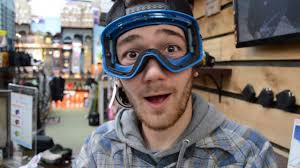 next adventure dragon nfx2 goggles youtube