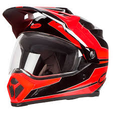 bell helmets motocross bell helmet mx 9 adventure mips stryker flo orange black 2017