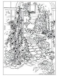 secret garden coloring pages u2013 corresponsables