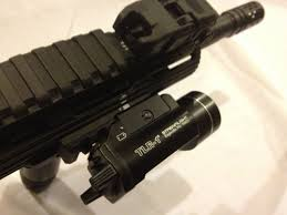 Streamlight Pistol Light Rifle Lights Streamlight Tlr 1 The Professional Gunfighter