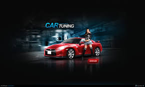 car tuning flash template 32053