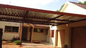Attached Carports Carport World Pretoria 0844189217 Home