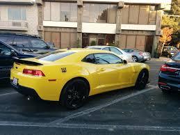 decepticon camaro what twisted tf fan buys a yellow camaro and puts a decepticon