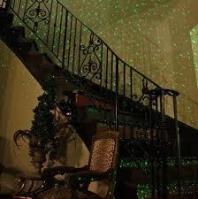 laser christmas lights projector star red green firefly spotlights