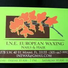 i n e european wax salon 18 photos u0026 27 reviews nail salons