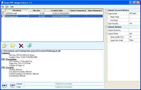 download some pdf image extractor free latest version