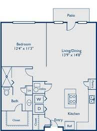 floor plans of bell design district in dallas tx