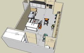 garage design perfect garage shop floor plans astounding