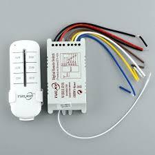 wireless light socket switch home depot wireless l switches 3 gang 1 way single touch sensing wall switch