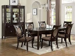 Dining Room Set With Buffet Acme Vienna Hutch Buffet Dining Table Set With Dining Table Sets