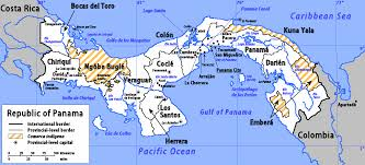 Columbia South America Map Geography Of Panama Wikipedia