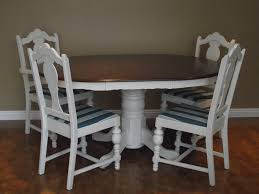 Refurbished Kitchen Table And Chairs Gallery Including Runs With - Old pine kitchen table