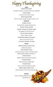 thanksgiving thanksgivingenu ideas easy la jolla restaurant non