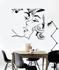wall sticker kiss kissing couple romantic love decor for pop art wall sticker kiss kissing couple romantic love decor for pop art bedroom z2577