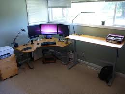 Diy Ergonomic Desk Custom Diy Ergonomic Computer Desk Mikehardy