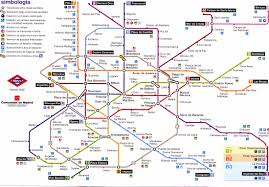 Metro La Map Downtown Madrid Map Google Search Maps Pinterest Madrid