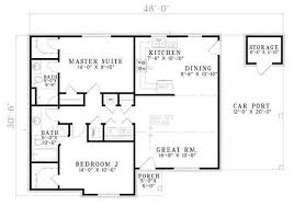 house plan 110 00646 traditional plan 1 008 square feet 2