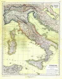 Maps Italy by Italy Map 1898 Italy U2022 Mappery