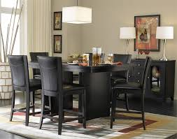Stunning Counter Dining Room Sets Pictures Room Design Ideas - Brilliant dining room tables counter height home