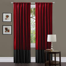 Curtains With Grey Walls Drape Curtains For Living Room Cream And Black Curtain Panels