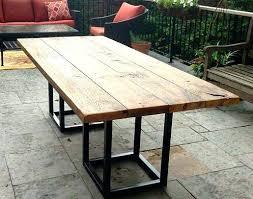patio table base ideas patio table base medium size of eye wrought iron end table base