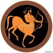 Greek Black Figure Vase Painting Ancient Greece Kylix Drinking Cup Black Figure Vase Painting