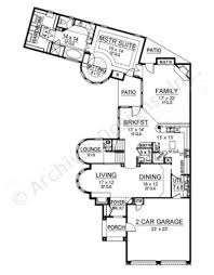 Octagonal House Plans Cascata House Plan Home Plans By Archival Designs