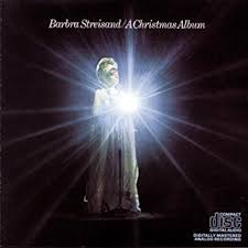 christmas photo album barbra streisand a christmas album