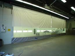 Industrial Curtain Wall Roll Up Curtains Industrial Curtain Walls