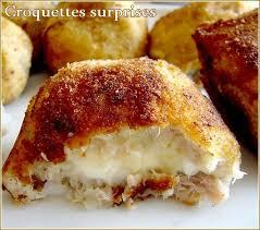 recettes de cuisine originales croquettes thon feta du sel dans ma cuisine