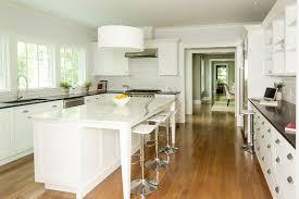 White Brick Backsplash Kitchen - white brick backsplash kitchen farmhouse with white subway tile