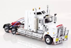 aussie kenworth trucks drake z01387 australian kenworth c509 prime mover truck white