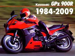kawasaki gpz 900 ninja 0706