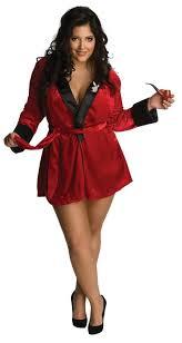 Hugh Hefner Playboy Bunny Halloween Costume French Maids Bunny Girls Scalliwags
