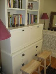 Ladies Secretary Desk Inspired Secretary Desk With Hutch In Bedroom Traditional With