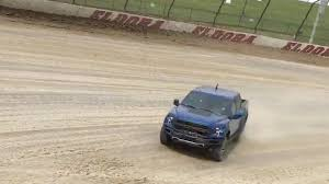Ford Raptor Off Road - watch tony stewart drift his ford f 150 raptor the drive