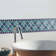 frise cuisine autocollante frise salle de bain adhesive waaqeffannaa org design d intérieur