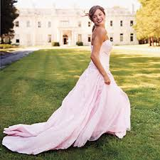 blush wedding dress trend blush wedding rooted in