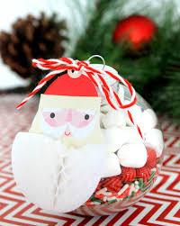 diy chocolate ornament