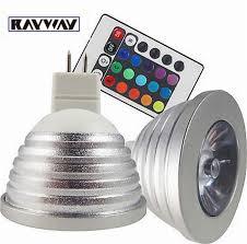 Led Light Bulb Mr16 by Top Mr16 3w Rgb Led Light Bulb Lamp Spotlight Rgb 16 Color Change
