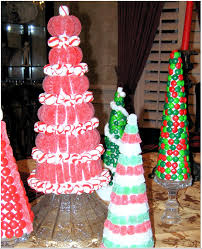 amanda u0027s parties to go candy christmas trees