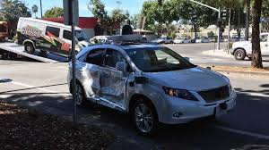 lexus drivers club join the club google self driving car has an accident autoweek