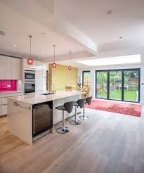 kitchen extension design ideas a single storey kitchen extension in twickenham by l u0026e lofts and