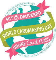online cards world cardmaking day online card class details scrapbook cards