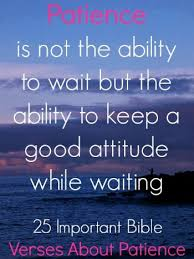 best 25 bible verses about patience ideas on what
