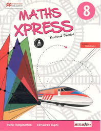 macmillan maths xpress for class 8 with cce