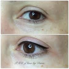 eyeliner tattoo images eyeliner tattoo daria chuprys daria chuprys permanent makeup llc